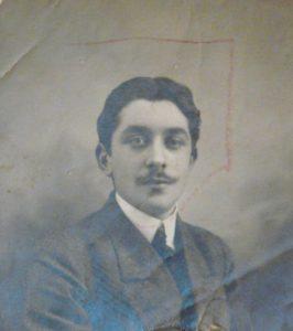 Daniel-JACOMET à 17 ans